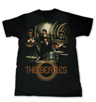 Picture of Beatles T-Shirt: The Beatles LIVE