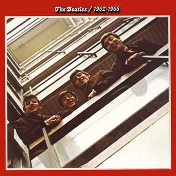 Picture of Beatles CD 1962 - 1966