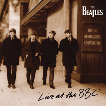 Picture of Beatles CD Live at the BBC