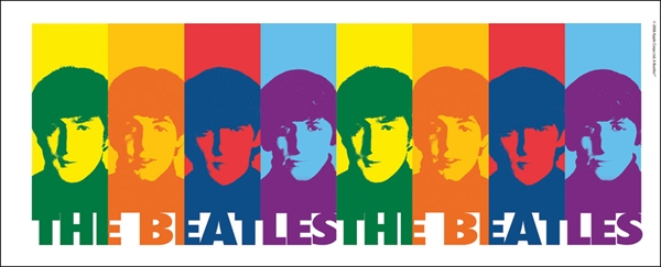 Beatles Lamp Shades Beatles Color Faces Beatles Fab Four