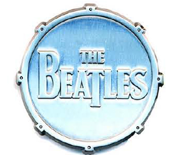 """Picture of Beatles Pins: The Beatles """"Drum"""""""