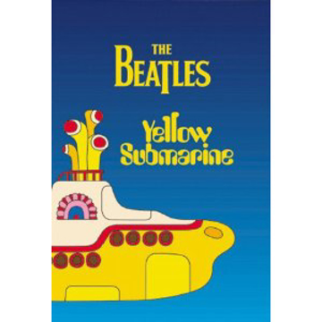 Picture of Beatles DVD: The Beatles  Yellow Submarine (1968)