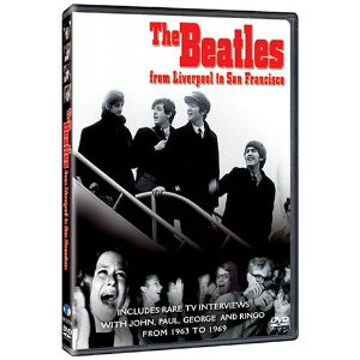 Picture of Beatles DVD: Beatles: From Liverpool to San Francisco (2005)