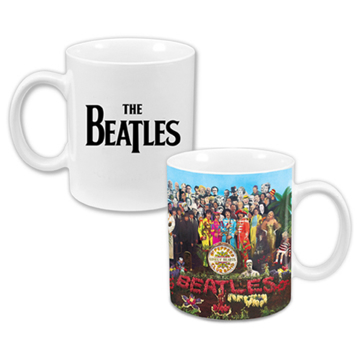 "Picture of Beatles Mug: The Beatles ""Sgt. Pepper's"" 12 oz. Ceramic Mug"