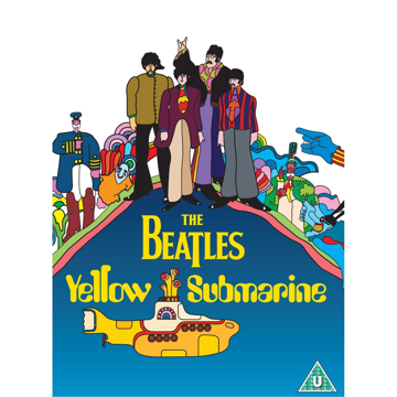 Picture of Beatles DVD: Yellow Submarine DVD-1968