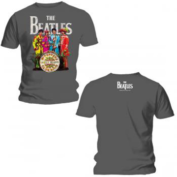 Picture of Beatles T-Shirt: SGT Pepper Outfits
