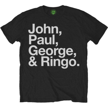 Picture of Beatles T-Shirt: The Beatles JPGR  T-Shirt