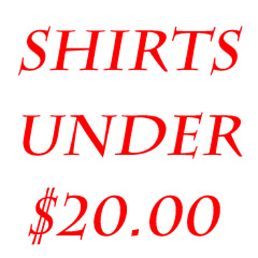 Picture for category Beatles Shirts Under $20.00