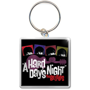 Picture of Beatles Keychain: A Hard Day's Night (Guitar)
