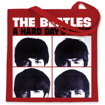 Picture of Beatles Bag: A Hard Day's Night Shoulder Bag