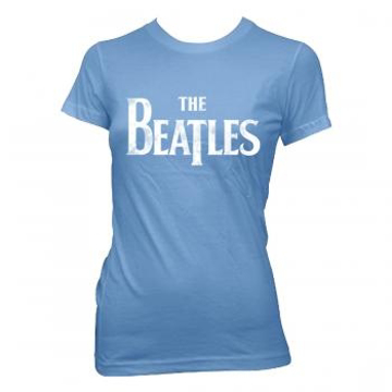 Picture of Beatles Jr's T-Shirt: Drop -T Blue