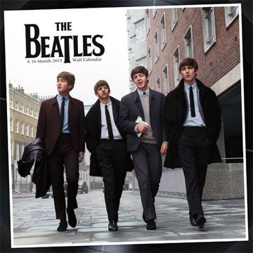 Picture of Beatles Calendar: 2015 Wall Calendar