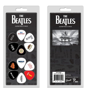 Picture of Beatles Guitar Picks : Album 12 Pack