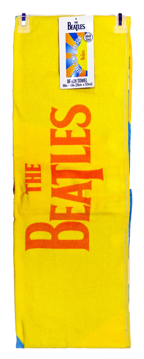 Picture of Beatles Towel: Here Comes The Sun Towel