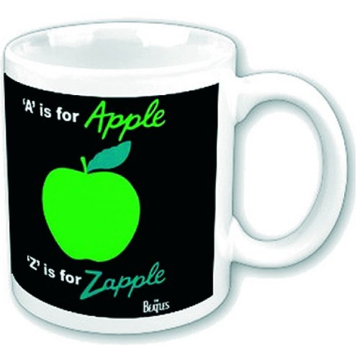 Picture of Beatles Mug: A is for Apple Z
