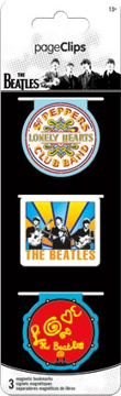 Picture of Beatles Page Clips: Magnetic Page Clips