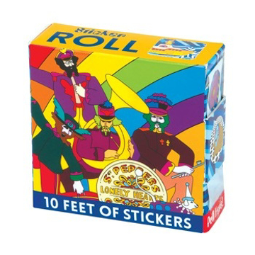 Picture of Beatles Stickers: Yellow Submarine Sticker Roll