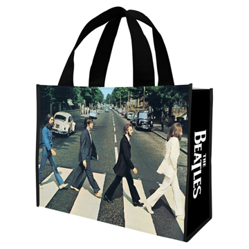 Picture of Beatles BAG: Abbey Road Extra Large Recycled Shopper Tote