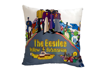 "Picture of Beatles Pillow: The Beatles ""Album Cover"" Deco Pillow"