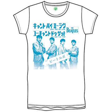 Picture of Beatles Youth T-Shirt: Can't Buy Me Love - Japan