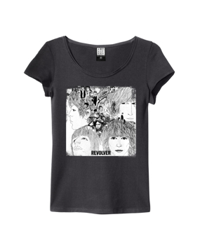 Picture of Beatles Jr's T-Shirt: Revolver Amplified Crew Tee